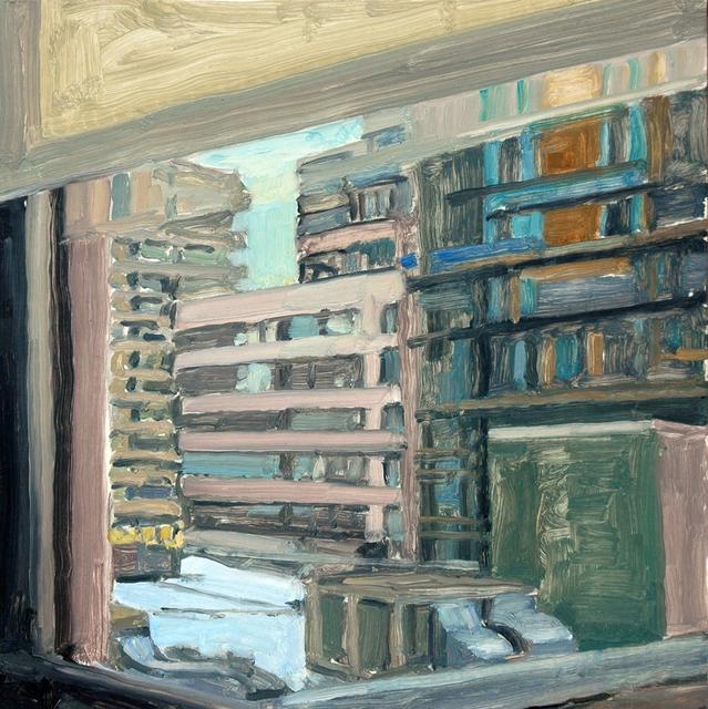 Richard Kirk Mills, 'Chelsea Window: Melting Snow', 2018, Blue Mountain Gallery