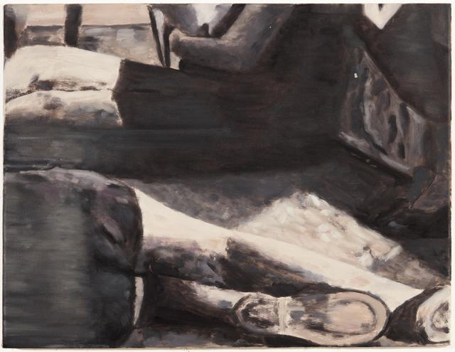 , 'T.V.,' 2016, Wilding Cran Gallery