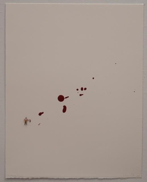 , 'To clean up,' 2014, Espacio Mínimo