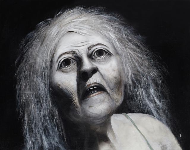 , 'Lois, Shady Grove Nursing Home,' 2017, Catherine Edelman Gallery