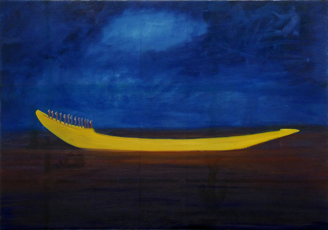 , 'Something Pharaonic,' 2016, Rosenfeld Gallery