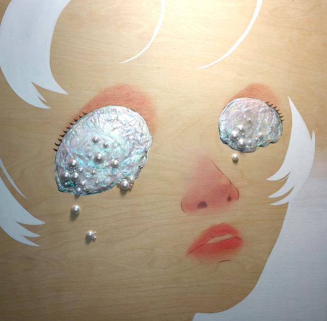 , 'Peral Tears Girl,' , Space 776