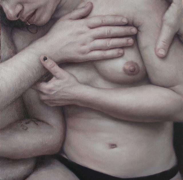 , 'Couple (GZ2),' 2018, Lyons Wier Gallery