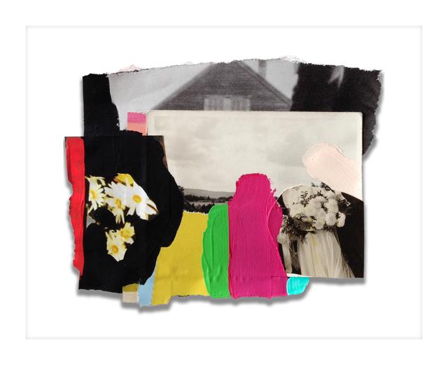 , 'Colour Study (Vintage Photographs) I,' 2016, Newzones