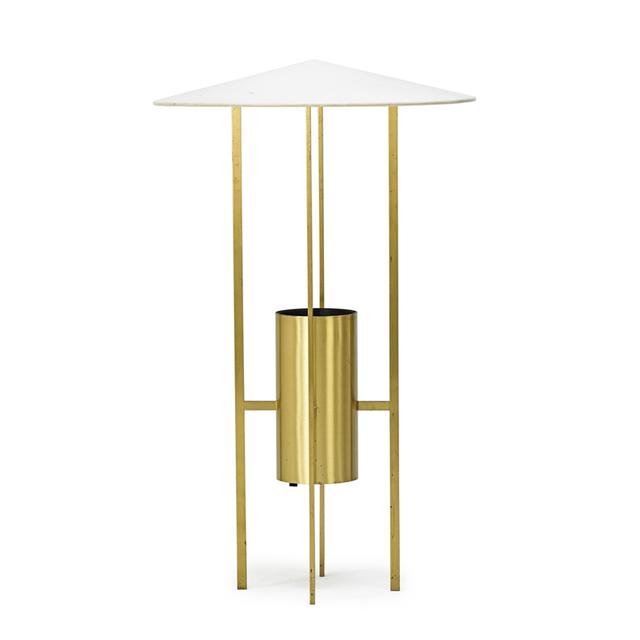 Philip Johnson, 'Floor Lamp, USA', 1954-1967, Rago/Wright