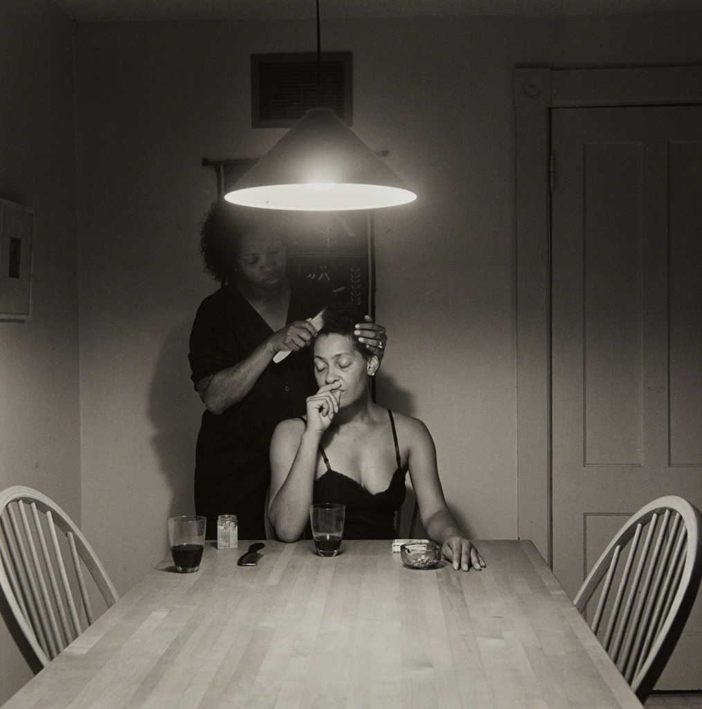 Carrie Mae Weems, 'Untitled (mother and daughter)', 1990, Phillips