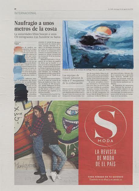 , 'Prueba de color,' 2014, 80M2 Livia Benavides