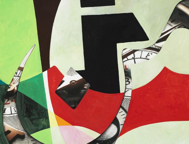 , 'Fish R Jump'n too,' 2010, Francis M. Naumann Fine Art