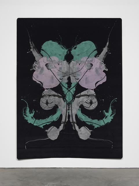 , 'Agoraphobia III,' 2016, David Kordansky Gallery