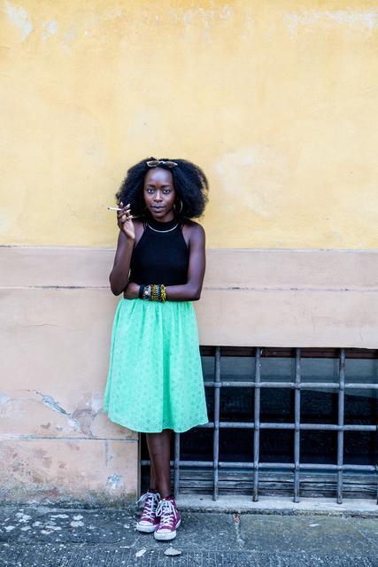 Lewis Watts, 'Black Portraiture[s] Conference, Florence, Italy', 2015, Rena Bransten Gallery