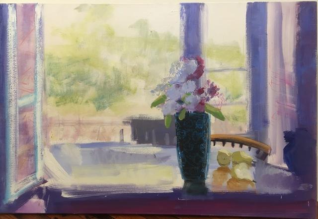 Melanie Parke, 'SHAKESPEARE VASE', 2016, Judy Ferrara Gallery