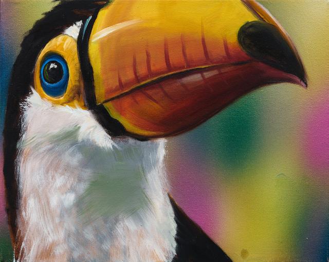 , 'Toucan,' 2015, Rosamund Felsen Gallery
