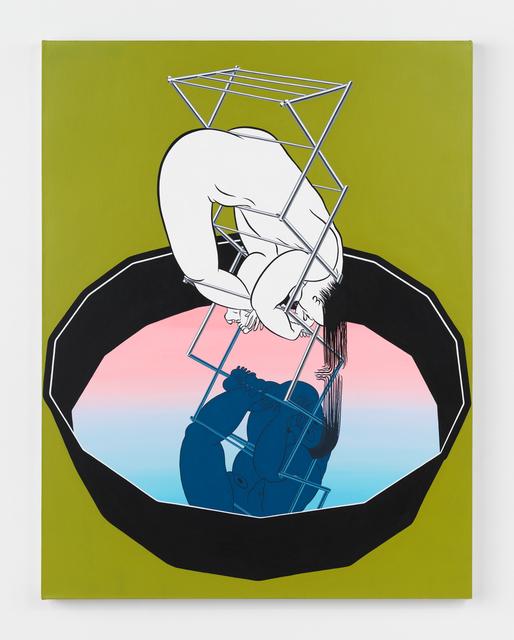 , 'Fatebe Rack,' 2017, Magenta Plains