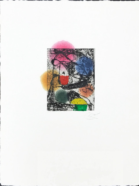 , 'Barb 1,' 1987, Fairhead Fine Art Limited