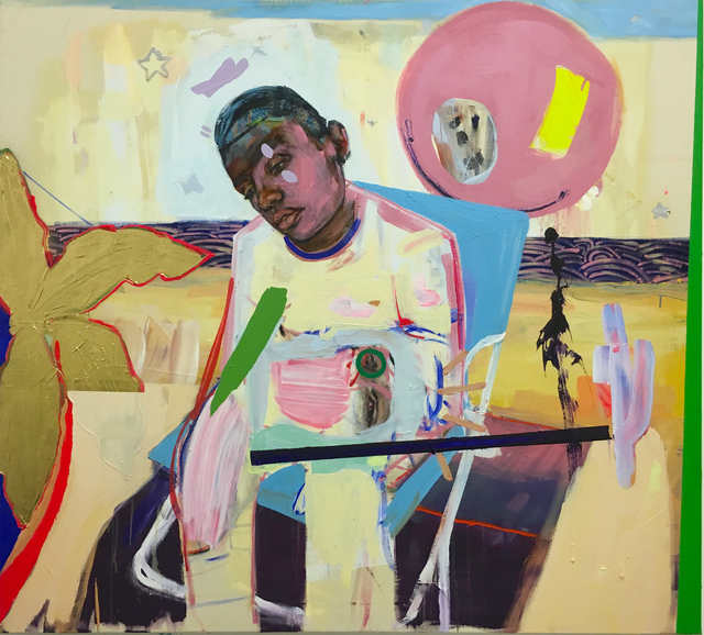 , 'Pink Moon,' 2016, Jealous Gallery