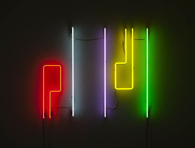 , 'I.A.M.,' 2011, Jane Lombard Gallery