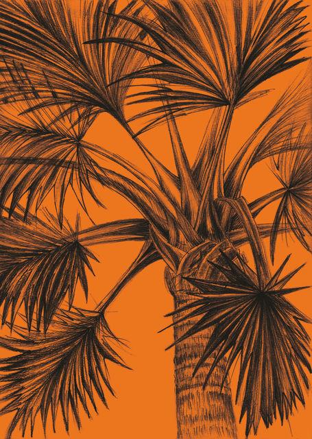 , 'Palm Tree Session 4,' 2017, PPC Philipp Pflug Contemporary