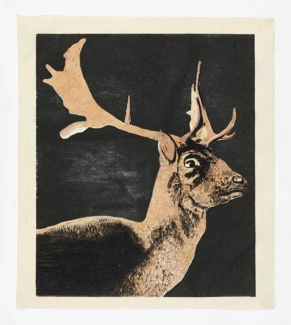 , 'The Fallow Deer,' 2016, Stephen Friedman Gallery