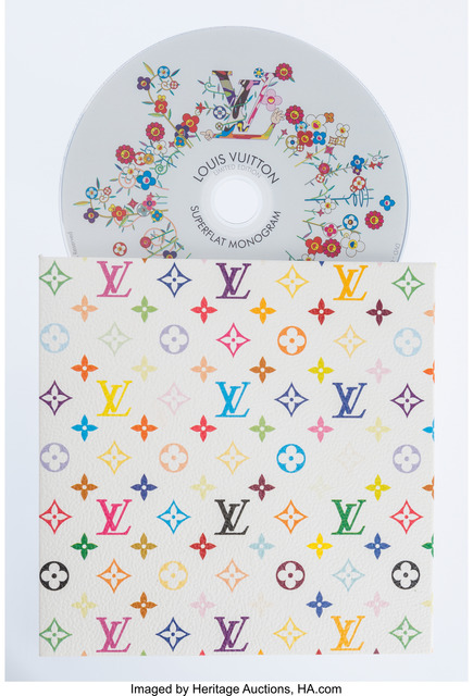 Takashi Murakami, 'Louis Vuitton Superflat Monogram', 2003, Heritage Auctions