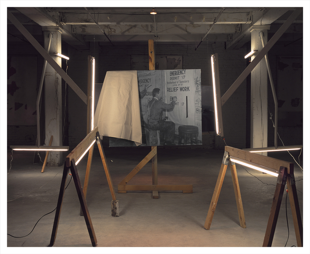 Rodrigo Valenzuela, 'Sign Painters', 2015, Laurence Miller Gallery