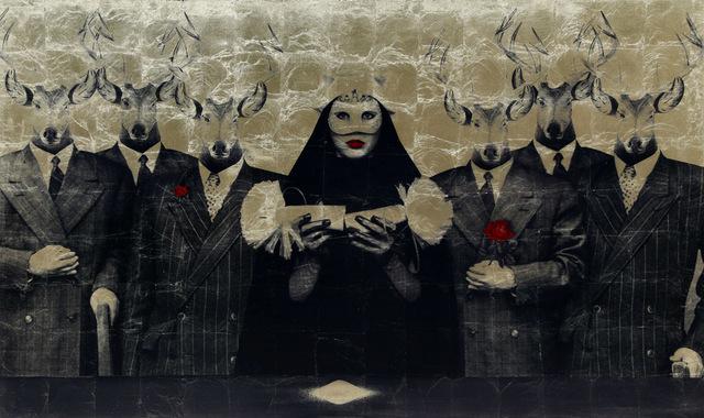 , 'Sweet virgin,' 2016, Galerie Loft