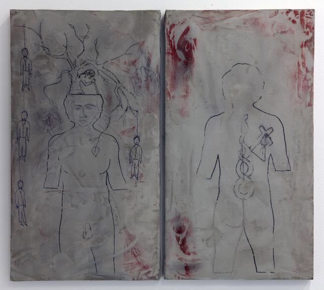 , 'Sin título III,' 2012, Sabrina Amrani