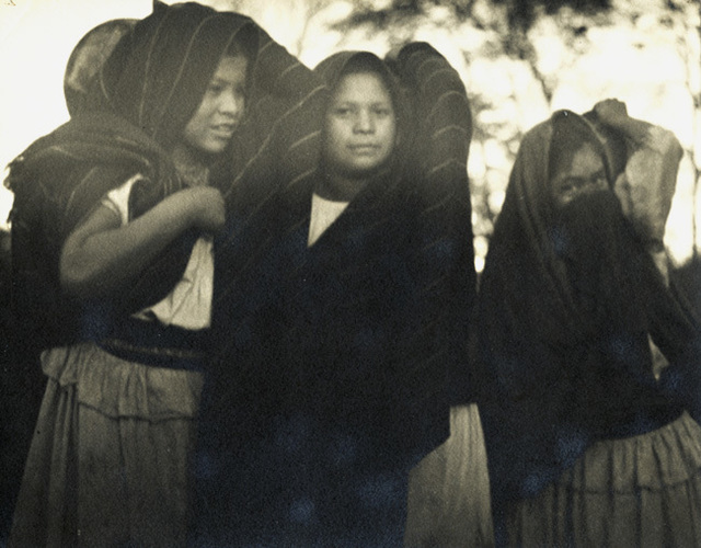 Tina Modotti, 'Girls in Shawls', 1924, 29/1924, 29, Contemporary Works/Vintage Works