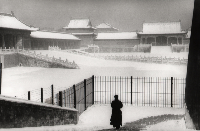 , 'Forbidden City Under the Snow, Beijing.,' 1957, Atlas Gallery
