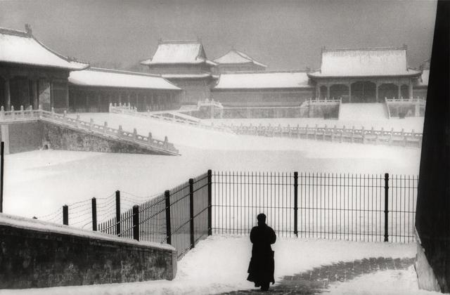 , 'Forbidden City Under the Snow, Beijing.,' 1957, Atlas Gallery