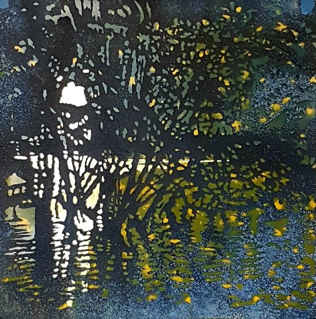 Andrew Tomkins, 'Sunset, Meadowbank ', 2019, Art Atrium