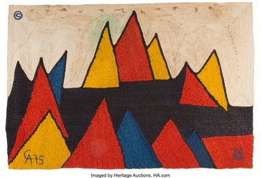 Pyramids Tapestry