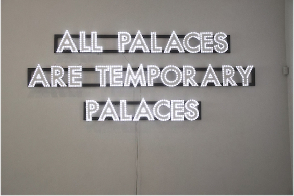 , 'All Palaces,' 2013, Madison Gallery