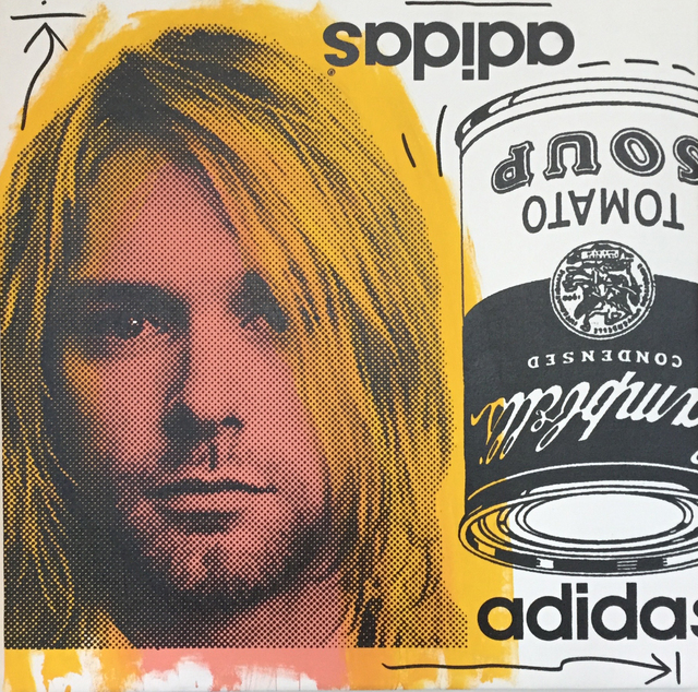 , 'Campbell Cobain,' 2017, Artist's Proof