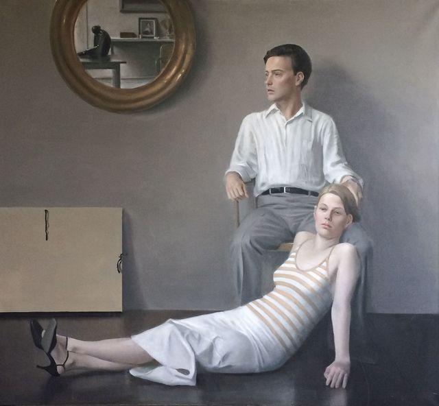 , 'Matthew and Alexandra,' 2003, Jason McCoy Gallery