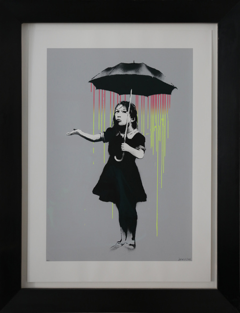 , 'Nola AP (Pink to Yellow Rain) signed,' 2008, Galerie Kronsbein