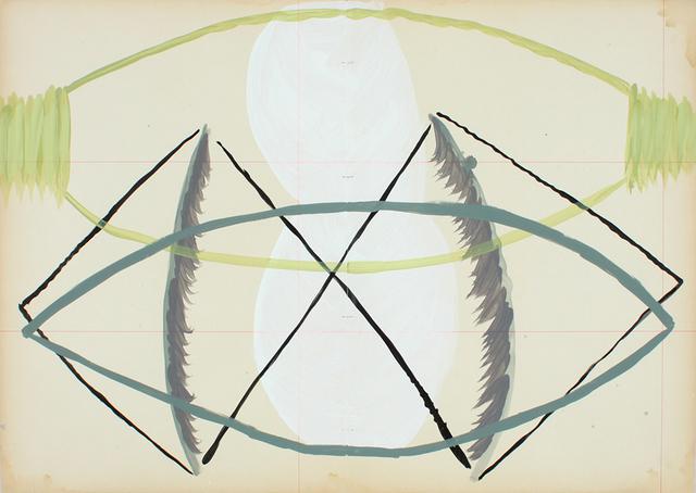 , 'Found Paper #26,' 2015, Kathryn Markel Fine Arts