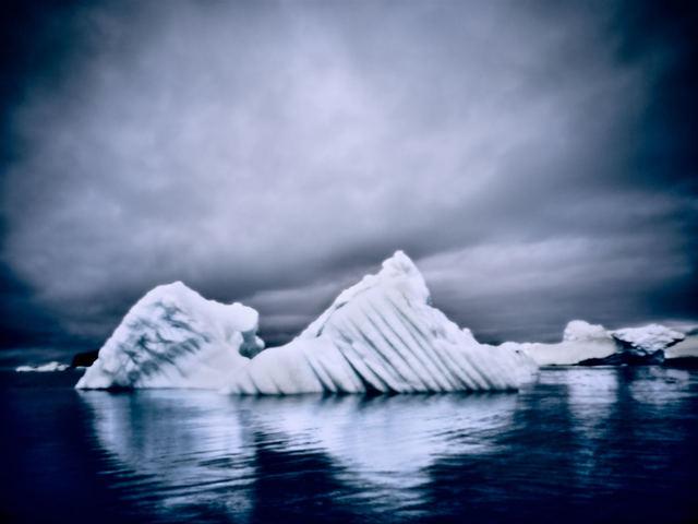 , 'Shifting Seas, Antarctica,' 2020, Von Lintel Gallery