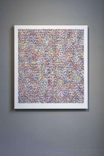 , 'Elliptical Variant V,' 2017, Ingleby Gallery