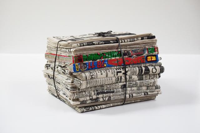 , 'News Paper P-15-2 ,' , Sokyo Gallery
