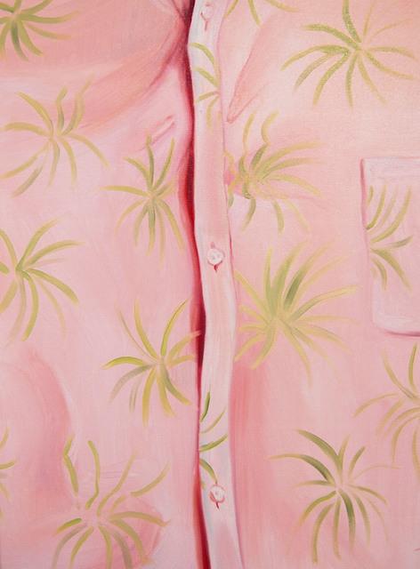 , 'Pink Shirt,' 2018, CRUSHCURATORIAL