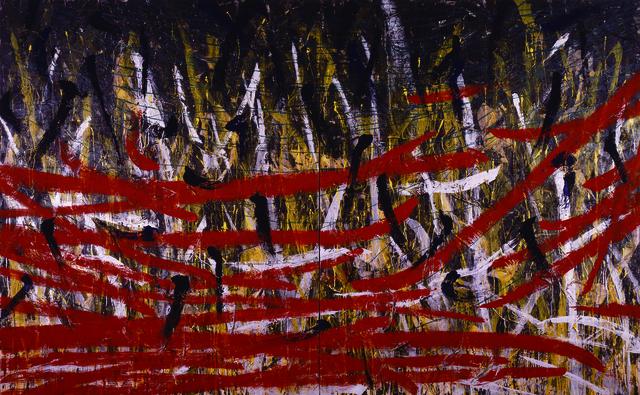 , 'I saw Birds in Rome - 22,' 1991, Mizuma Art Gallery