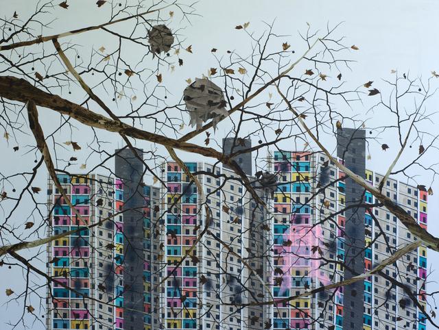 Erik Benson, 'Hives,' 2014, Edward Tyler Nahem Fine Art LLC
