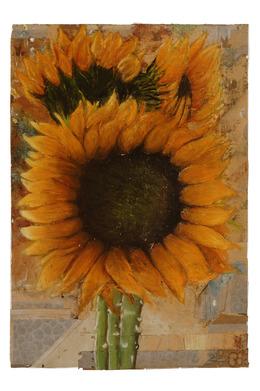 , 'Sunflowers,' 2012, Walter Wickiser Gallery