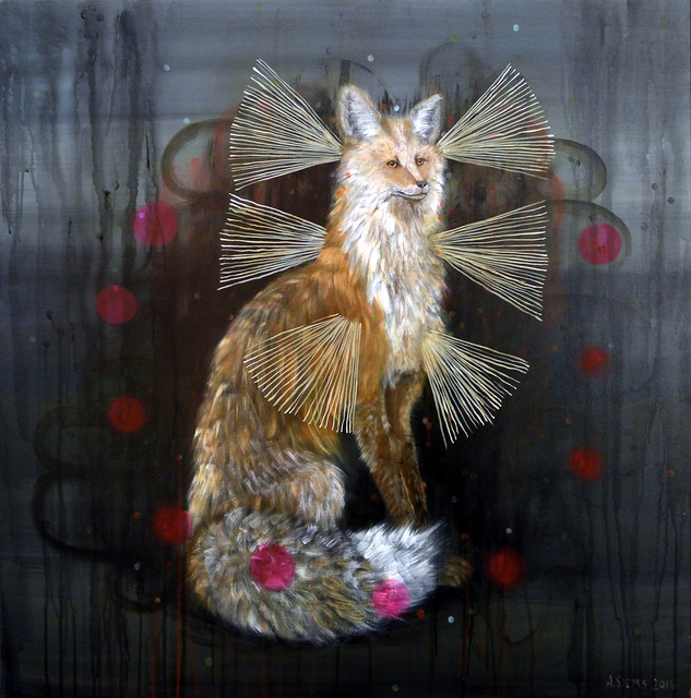 , 'Magic Fox,' , Gail Severn Gallery