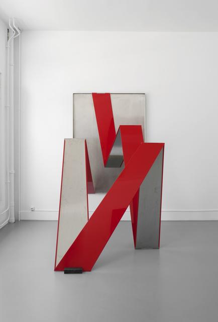 , 'Jalousie I,' 2017, Galerie Laurence Bernard