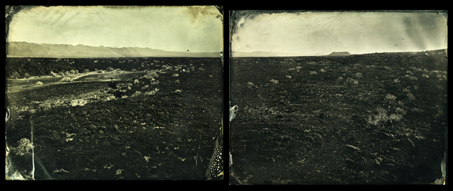 , 'Black Rock: Amboy Crater, CA,' 2017, Corey Daniels Gallery