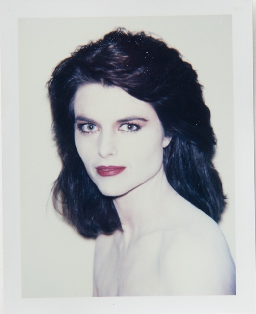Andy Warhol, 'Andy Warhol, Polaroid Portrait of Maria Shriver', 1986, Hedges Projects
