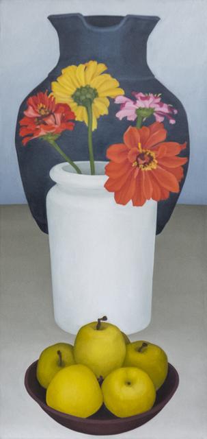 , 'Zinnias,' ca. 1980, A.I.R. Gallery