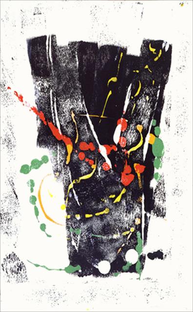 , 'Konkwe,' 1974, Galerie Maeght