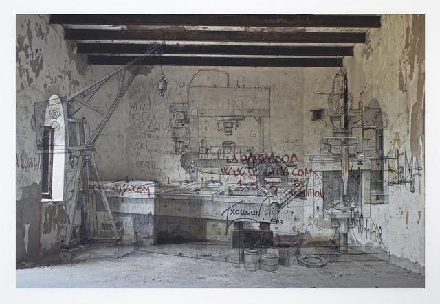 , 'Taller de Batería de Costa ,' 2017, White Noise Gallery